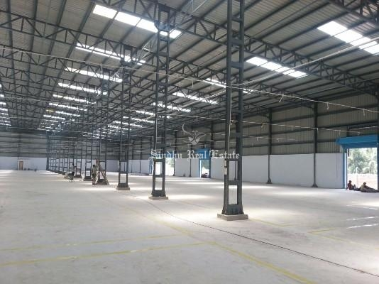 15000 sqft Warehouse available for rent on Bombay road