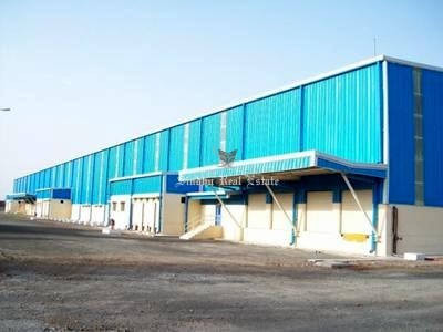 65000 sqft Warehouse available for rent on Bombay road
