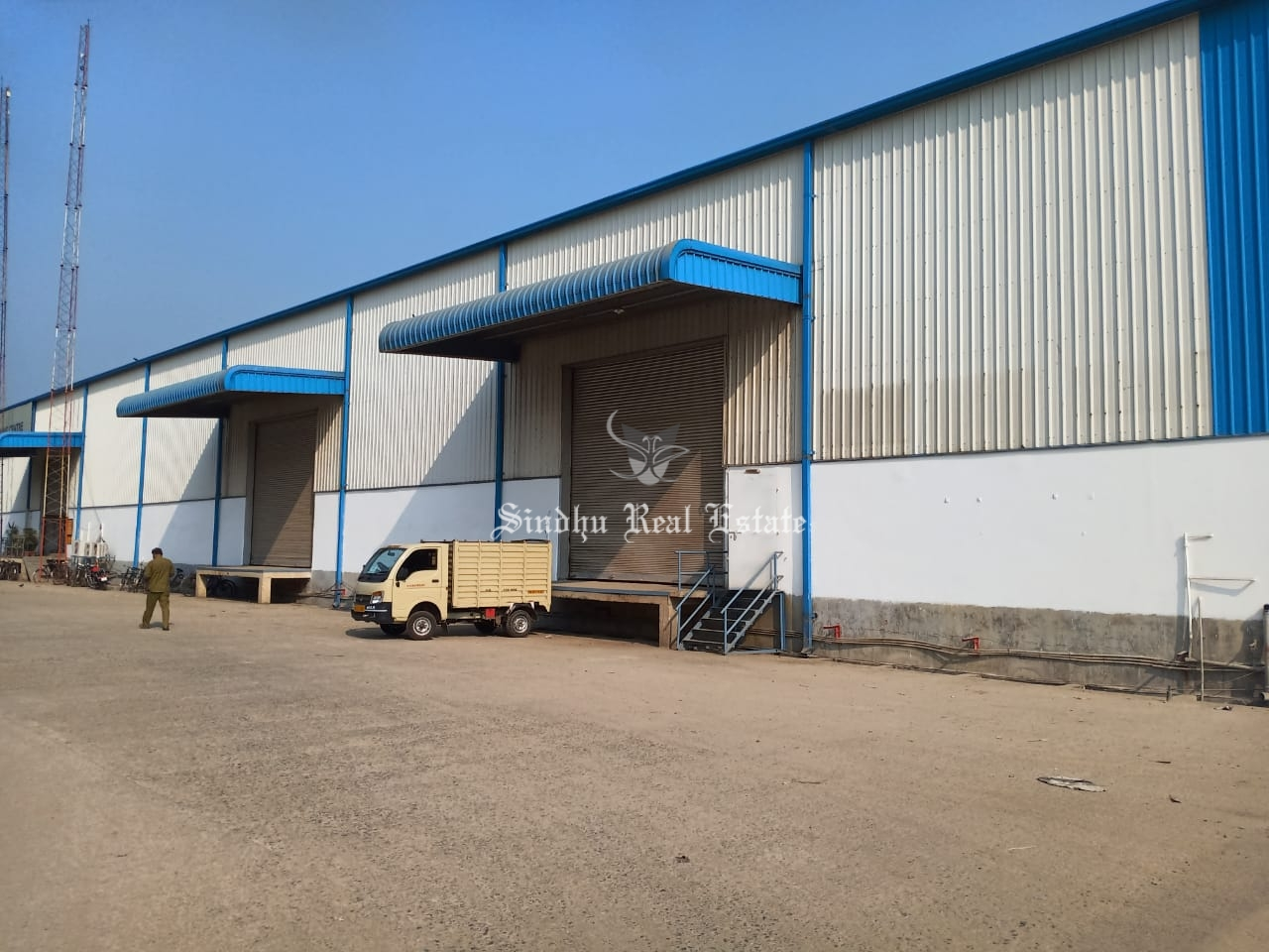 75000 sqft warehouse in Dankuni