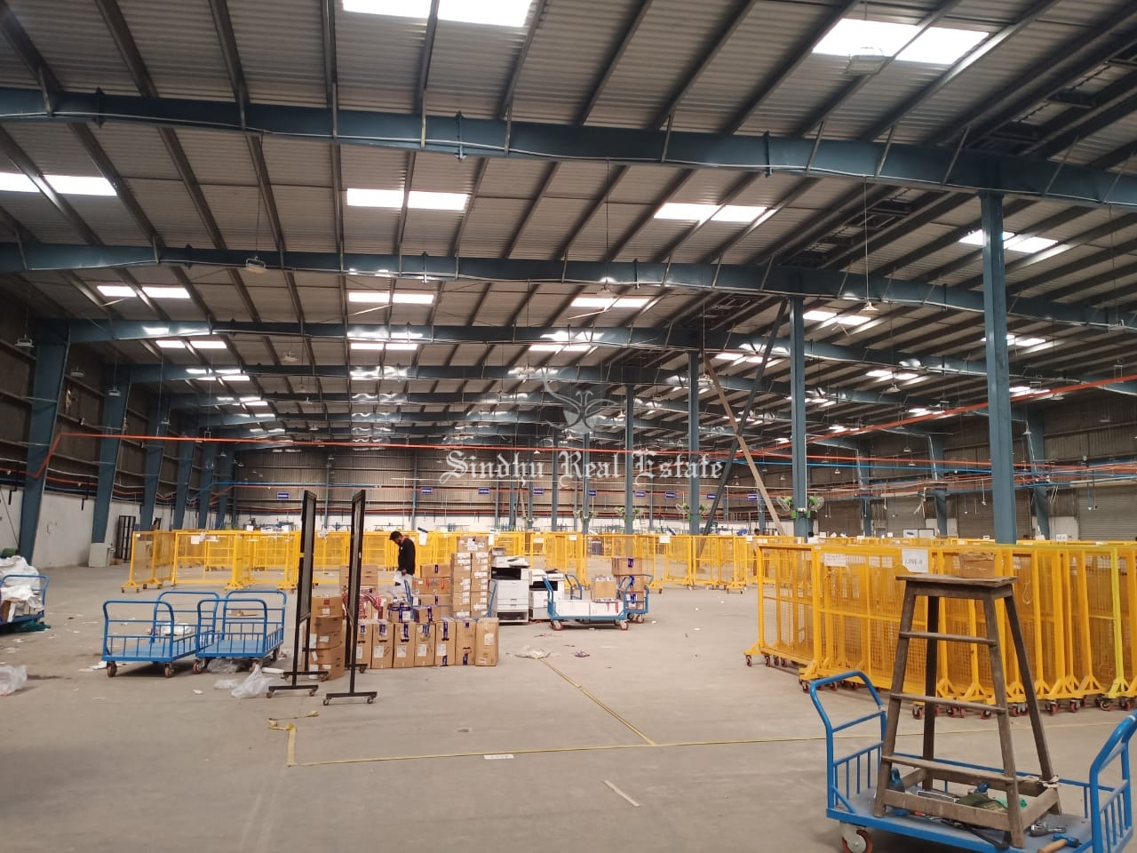 58,000 sq ft warehouse is available in dankuni