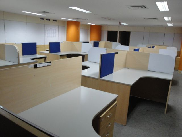 Low budget and full furnished commercial office space at sector V
