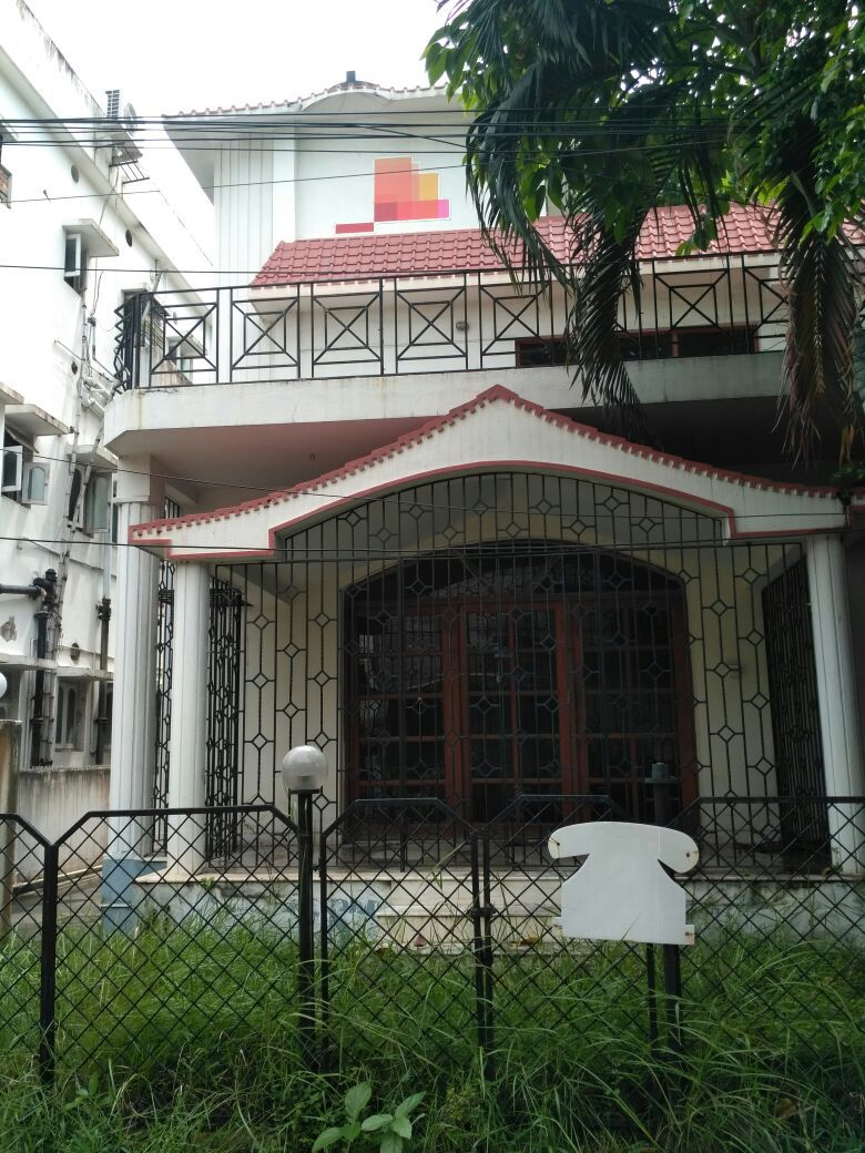A residential house for rent at sector 1