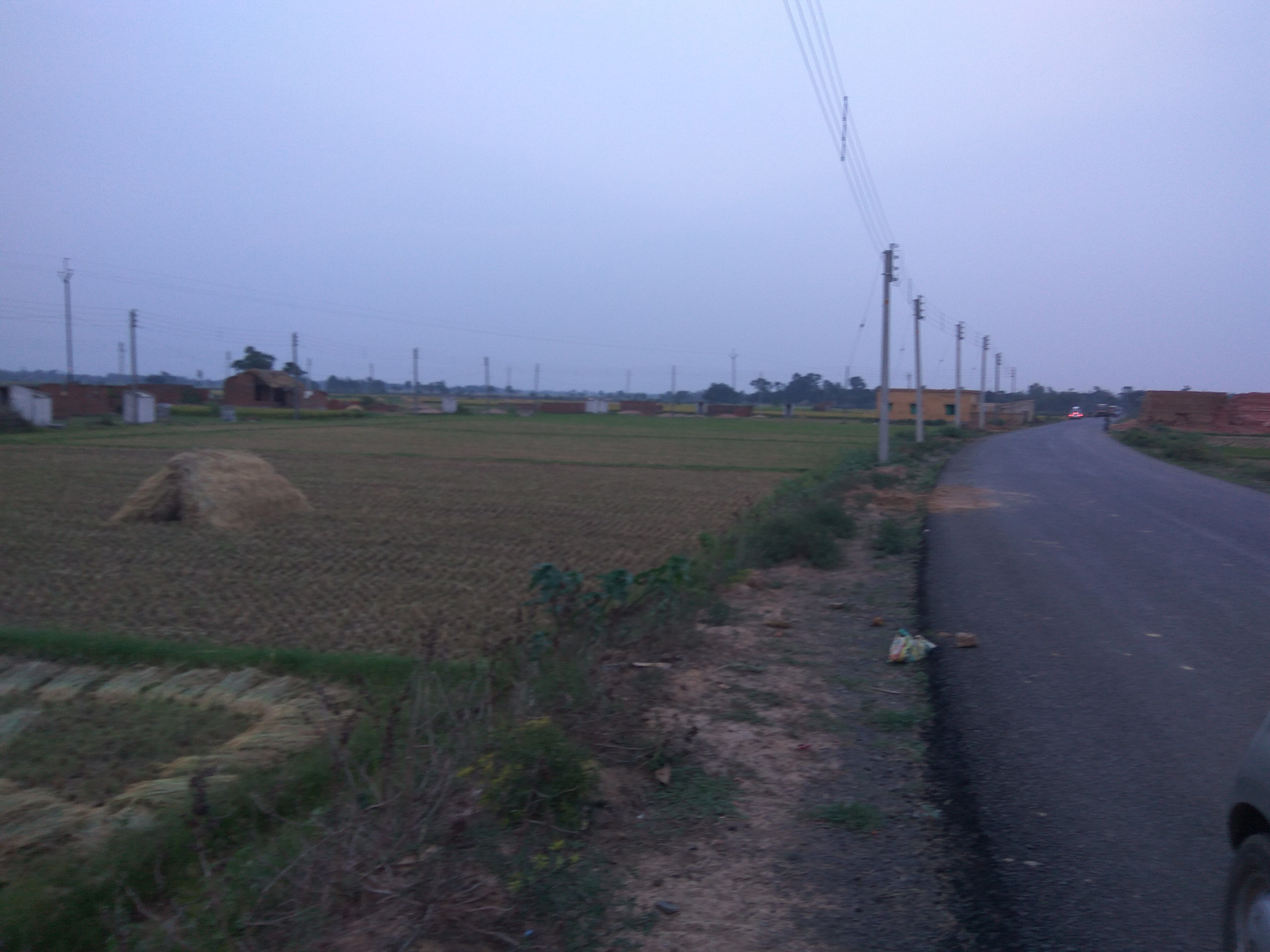Commercial Land is available For Sale at Dhulagarh