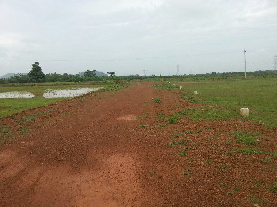 Commercial Land is Available For Sale at Alampur